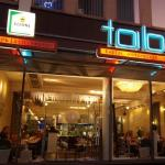 Restaurant Tablo Foto
