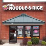 Photo of Mr Noodle and Rice