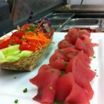 Un petit sashimi ?