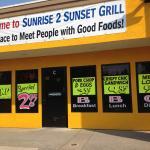Foto de Sunrise 2 Sunset Grill