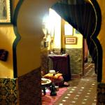 Arab arched doorways