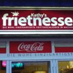 Kathy's Frietnesse Aachen Foto