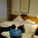 Hotel Unger beim Hauptbahnhof Foto