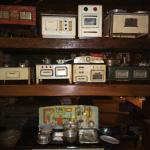 Les vieilles cuisines miniatures