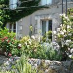 Les terraces du Relais de la Renaissance, côté jardin