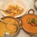 Tiki Masala Chicken and Vegetable Korma