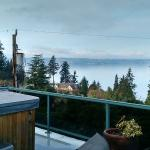 Foto de Olympic View Bed and Breakfast Cottage