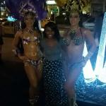 Me & The Lovely Dancers At Fung Ku
