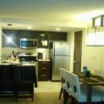 Full kitchen Unit A