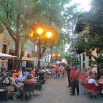 Nearby restaurants