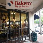 outside bakery
