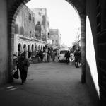 Walking through the Gate