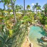 Cairns Rainbow Resort Pool Area