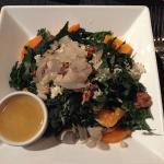 Kale salad...so delicious