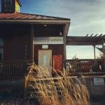Wildside Winery, Versailles, KY. Sunny January day.