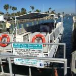 Dock for Shell Island Shuttle