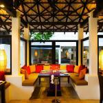 Frangipani Restaurant Interior