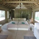 Safari unit interior