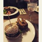 Burger night at the muse