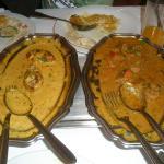 Good Indian food