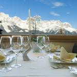 Blick vom Restaurant Kulinarium