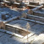 Restos arqueológicos, antiguo balneario