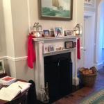 The Hallway set for Xmas - Restored January 2015