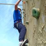 Climbing Wall......