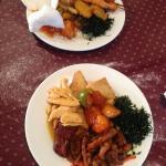 Food was nice :)