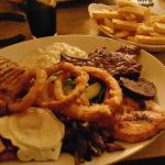 The Spode Mixed Grill