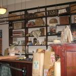 Newarke Houses Museum - Period Shop interior