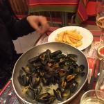 Moules frites (plat)