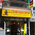 Only at 18 Bao Khanh Street Hanoi