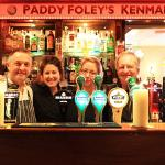 our team at foleys