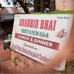 Shabbir bhai biryaniwala