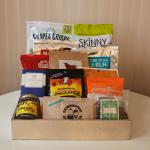 Snack Box -  curated by Iron Chef Geoffrey Zakarian