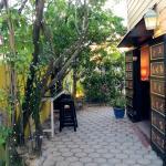 Casa Picasso - enclosed patio area