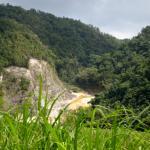 Mountain Limestone quarry