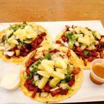 Uorale! Tacos al Pastor! 787 661-0101