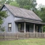 Pioneer Cottage - Exterior