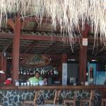 le bar de l'hotel