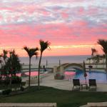 Sunrise at Las Mananitas