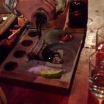 Scorpion tequila!