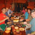 Cena de Negocios en Cavas de Cano
