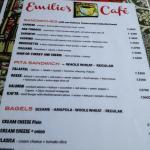 Foto van Emilio's Cafe