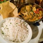 Madras Curry at Geoff's