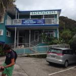One of my favourit's Hostels in NZL!!
