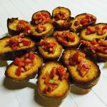 Bruschetta Avec tomate fraiche