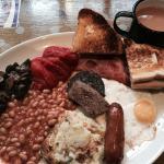 The best breakfast ever !!