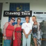 Photo de Chaweng Tara Resort
